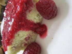 ★ラズベリーカップケーキ★