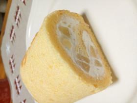ホワイトデーに♡ロールケーキの巻き方