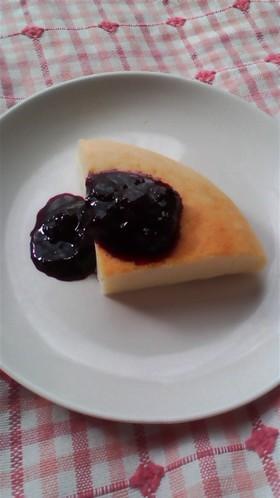 ●炊飯器でしっとりチーズケーキ●