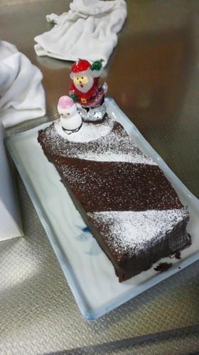魅惑のオレンジチョコケーキ