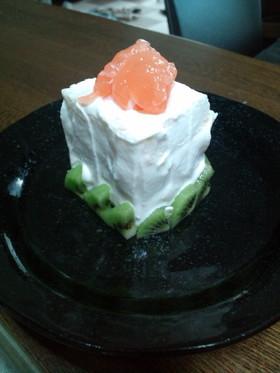 一歳児が食べられる簡単ケーキ