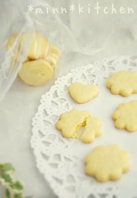 簡単❀基本の型抜きクッキー
