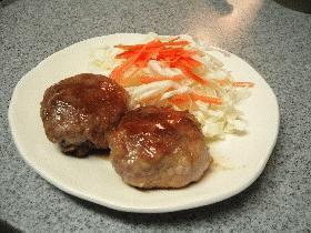 野菜でヘルシー・豚のしょうが焼き