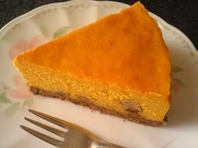 かぼちゃのNYチーズケーキ