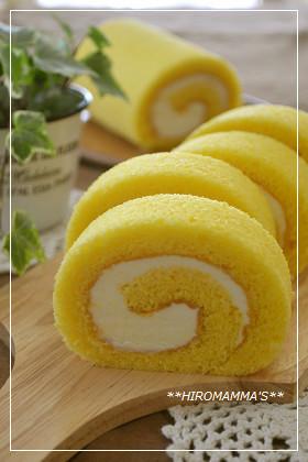 マンマのロールケーキ