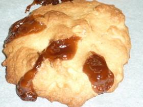 ナッツ入り☆こんがりキャラメルクッキー