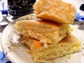 ★ リッチ ホットケーキ ★