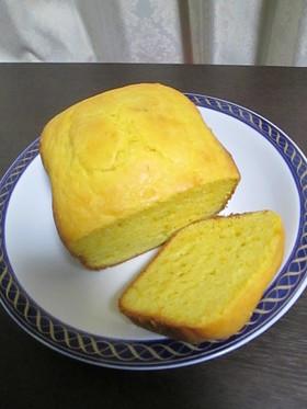 【HBで】大人のパンプキンパウンドケーキ