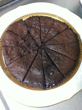 30分でできるチョコケーキ★