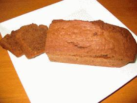 発酵バターが決めて!チョコレートケーキ