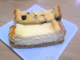 簡単☆スティックチーズケーキ☆