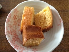 ホットケーキミックスで簡単ケーキ(HB)