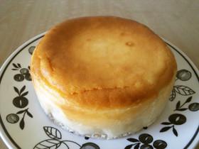 黄金のNY風チーズケーキ