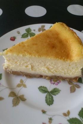 極み☆濃厚☆チーズケーキ