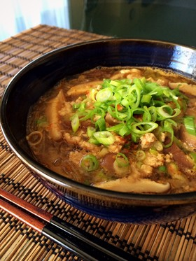 ダイエットに★坦々風春雨スープ