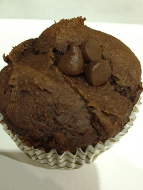 アメリカ 材料3つのチョコレートケーキ