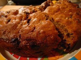 イギリス風フルーツケーキ