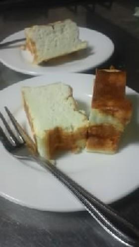 糖質オフ 濃厚♪大豆粉チーズケーキ