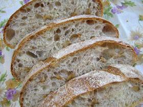 フランスパン♪くるみリュスティック