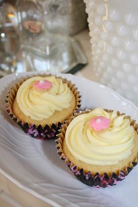 アメリカンなかわいい♡カップケーキ