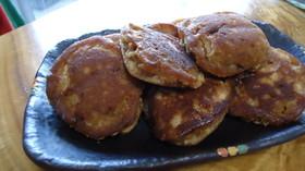 簡単★奄美の黒砂糖パンケーキ