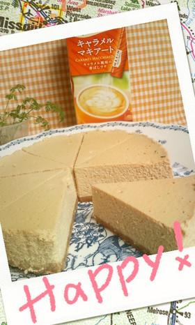 NYチーズケーキ*キャラメルマキアート味