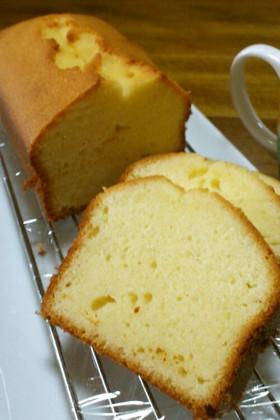 ハニーinクリームチーズのパウンドケーキ