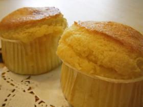 フワッとしっとり!カップケーキ