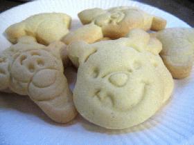プーさんクッキー