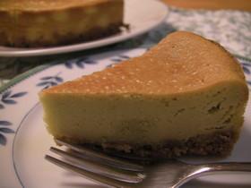 枝豆のチーズケーキ☆