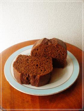ふんわり♡お豆腐のチョコケーキ