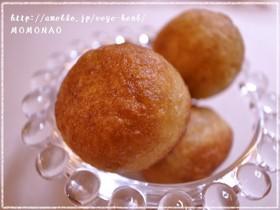 卵を使わない超簡単スイートポテトドーナツ
