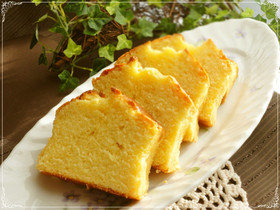 ◆メープルパウンドケーキ◆