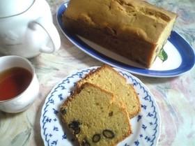 おせちアレンジ☆黒豆のパウンドケーキ