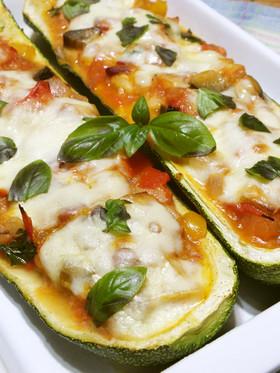 ズッキーニを使って和から洋まで自在に料理できちゃうレシピ21選