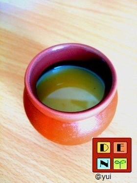 もち麦のブラマンジェ~もち麦茶シロップ~