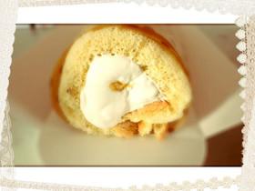 ロールケーキの種(プレーン)