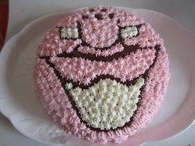 ゴーバスターズ ケーキ