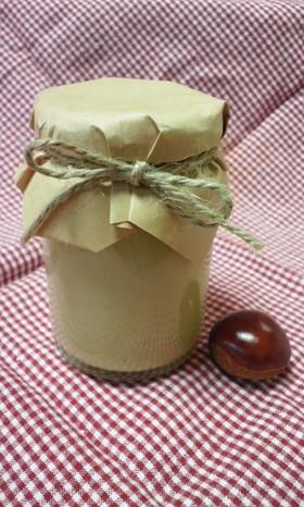 栗ミルクバター(パンやホットケーキに☆)
