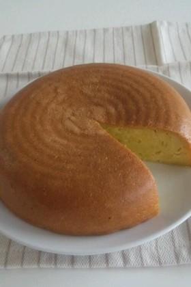 炊飯器で簡単!スイートポテトケーキ♪