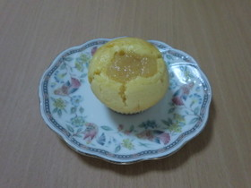 麹ジャムで☆カップケーキ