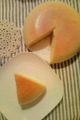 炊飯器で簡単♪ほわほわスフレケーキ