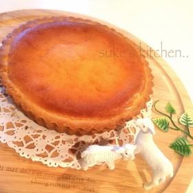 ベイクドチーズケーキ(タルト)
