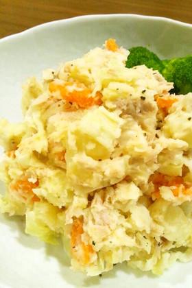 ポテト サラダ きゅうり なし
