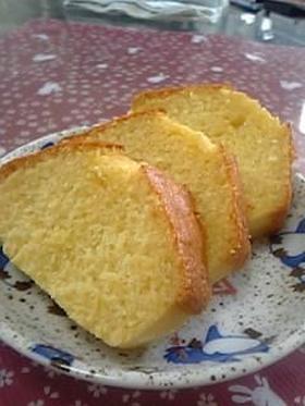 簡単!メープルパウンドケーキ