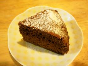 FP&炊飯器!ノンバターのチョコケーキ
