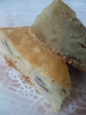 ハチミツ香るまるごとスイートポテトケーキ