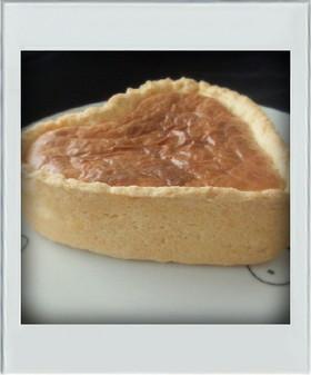 ■簡単ホワイトデー■ベイクドチーズタルト