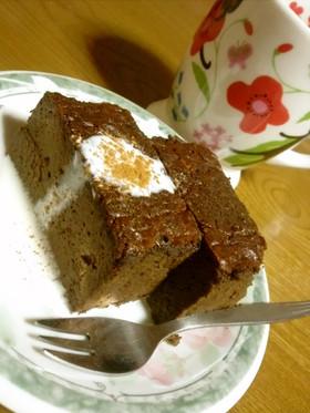 カボーショコラ*かぼちゃのチョコケーキ