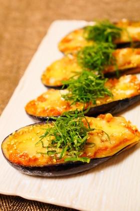 ナスのとろける味噌チーズ焼き : 【夏に毎日食べたい!】なす ...